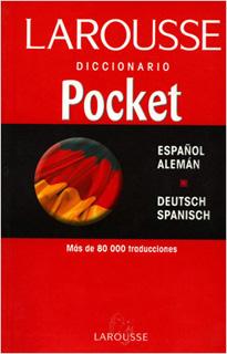 DICCIONARIO POCKET ESPAÑOL-ALEMAN,...