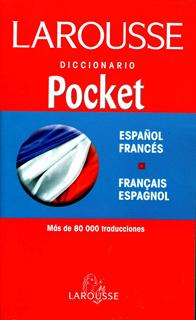 DICCIONARIO POCKET FRANCES-ESPAÑOL,...