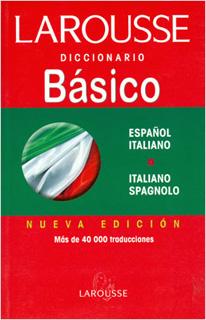 DICCIONARIO BASICO ESPAÑOL-ITALIANO,...