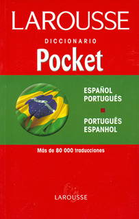 LAROUSSE DICCIONARIO POCKET ESPAÑOL-PORTUGUES,...