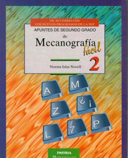 APUNTES DE MECANOGRAFIA FACIL 2