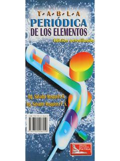 Librera morelos tabla periodica de los elementos actualizada tabla periodica de los elementos urtaz Gallery