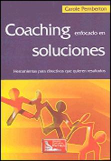 COACHING ENFOCADO EN SOLUCIONES