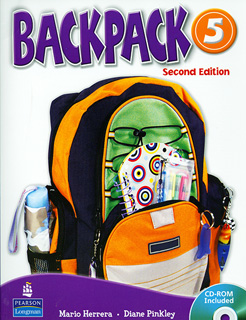BACKPACK 5 VALUE PACK (INCLUDE CD)