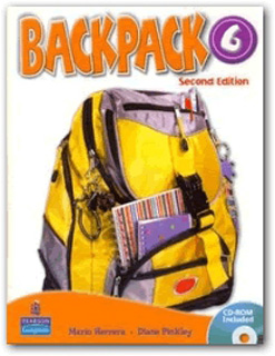 BACKPACK 6 VALUE PACK (INCLUDE CD)