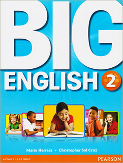 BIG ENGLISH 2 STUDENTS BOOK (INCLUDE CD)