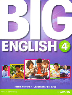 BIG ENGLISH 4 STUDENTS BOOK (INCLUDE CD)