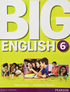 BIG ENGLISH 6 STUDENTS BOOK (INCLUDE CD)