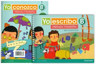 YO ESCRIBO B: METODO FILADELFIA - YO CONOZCO B:...