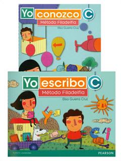 YO ESCRIBO C: METODO FILADELFIA - YO CONOZCO C:...
