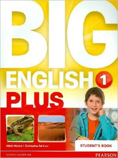 BIG ENGLISH PLUS 1 STUDENTS BOOK (INCLUDE CD)