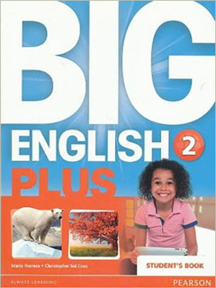 BIG ENGLISH PLUS 2 STUDENTS BOOK (INCLUDE CD)