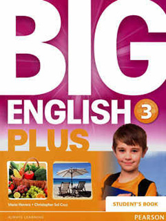 BIG ENGLISH PLUS 3 STUDENTS BOOK (INCLUDE CD)