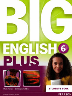 BIG ENGLISH PLUS 6 STUDENTS BOOK (INCLUDE CD)