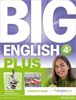 BIG ENGLISH PLUS 4 STUDENTS BOOK (INCLUDE MY...
