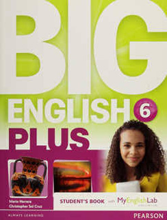 BIG ENGLISH PLUS 6 STUDENTS BOOK (INCLUDE MY...