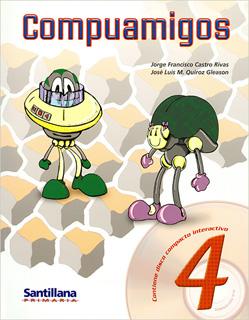 COMPUAMIGOS 4 (PRIMARIA 2000) (INCLUYE CD)