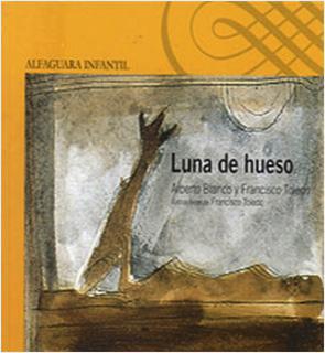 LUNA DE HUESO: POESIA (SERIE AMARILLA)