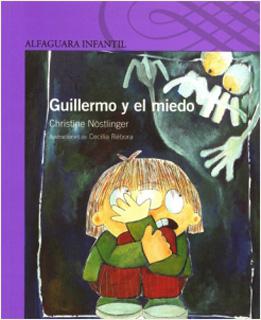 GUILLERMO Y EL MIEDO (SERIE MORADA)