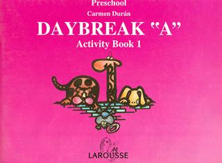 DAYBREAK A-1 ACTIVITY BOOK