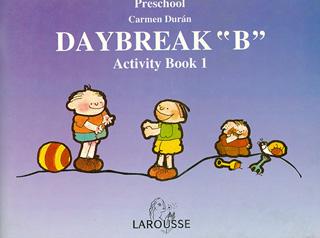 DAYBREAK B-1 ACTIVITY BOOK