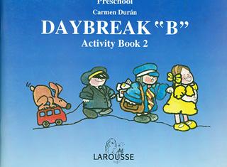 DAYBREAK B-2 ACTIVITY BOOK