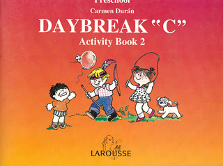 DAYBREAK C-2 ACTIVITY BOOK