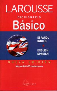 DICCIONARIO BASICO INGLES-ESPAÑOL,...