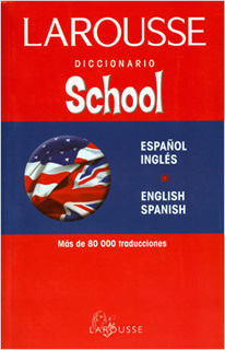 DICCIONARIO SCHOOL INGLES-ESPAÑOL,...