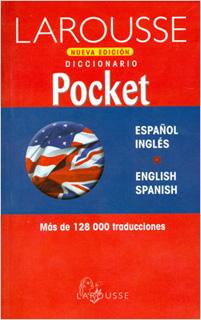 DICCIONARIO POCKET INGLES-ESPAÑOL,...