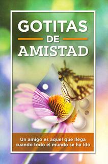GOTITAS DE AMISTAD