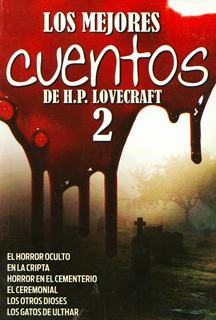 LOS MEJORES CUENTOS DE H. P. LOVECRAFT VOL. 2