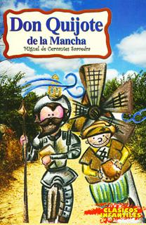 DON QUIJOTE DE LA MANCHA (INFANTIL)