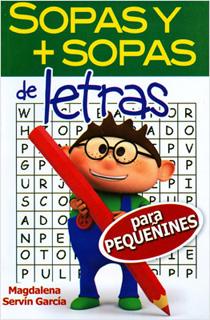 SOPAS Y MAS (+) SOPAS DE LETRAS PARA PEQUEÑINES