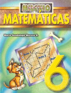 MATEMATICAS 6 SERIE MILENIO