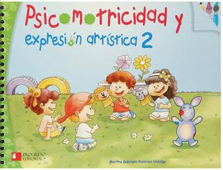 PSICOMOTRICIDAD Y EXPRESION ARTISTICA 2 PREESCOLAR
