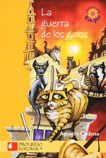 LA GUERRA DE LOS GATOS (SERIE NARANJA)