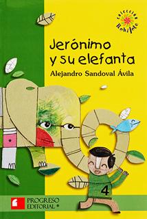 JERONIMO Y SU ELEFANTA (SERIE VERDE)