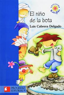 EL NIÑO DE LA BOTA (SERIE AZUL)