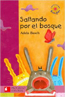 SALTANDO POR EL BOSQUE (SERIE ROJA)