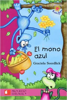 EL MONO AZUL (SERIE ROJA)