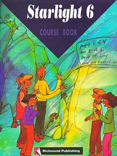 STARLIGHT 6 COURSE BOOK