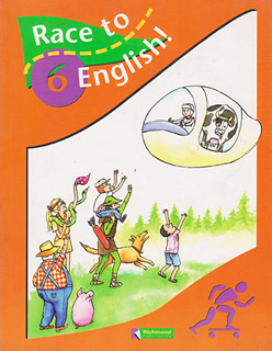 RACE TO ENGLISH 6 STUDENTS BOOK