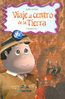 VIAJE AL CENTRO DE LA TIERRA (INFANTIL)