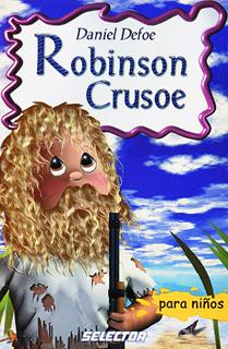 ROBINSON CRUSOE (INFANTIL)