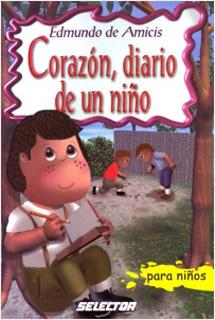 CORAZON DIARIO DE UN NIÑO (INFANTIL)