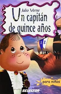 UN CAPITAN DE QUINCE AÑOS (INFANTIL)