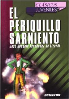 EL PERIQUILLO SARNIENTO (JUVENIL)