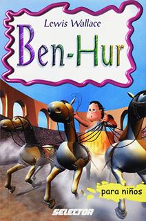 BEN HUR (INFANTIL)