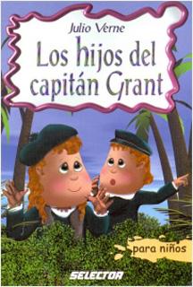 LOS HIJOS DEL CAPITAN GRANT (INFANTIL)